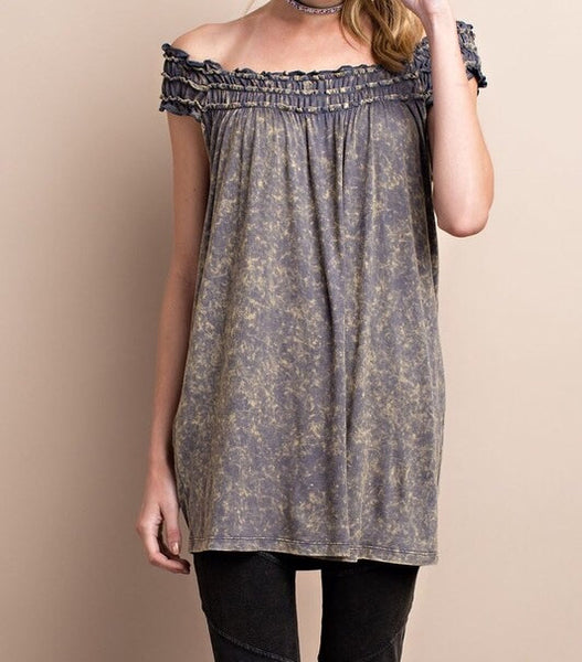 ASHLEY TUNIC