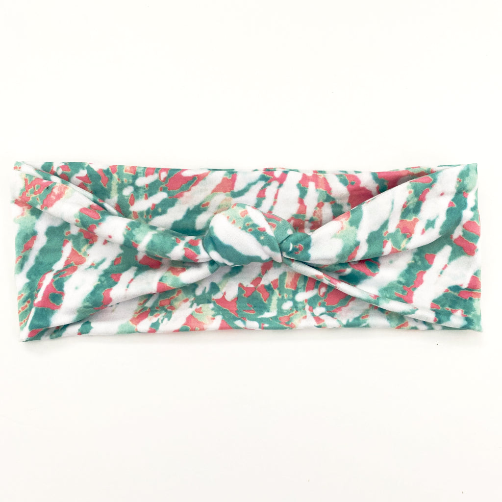 Naples Knotted Headband