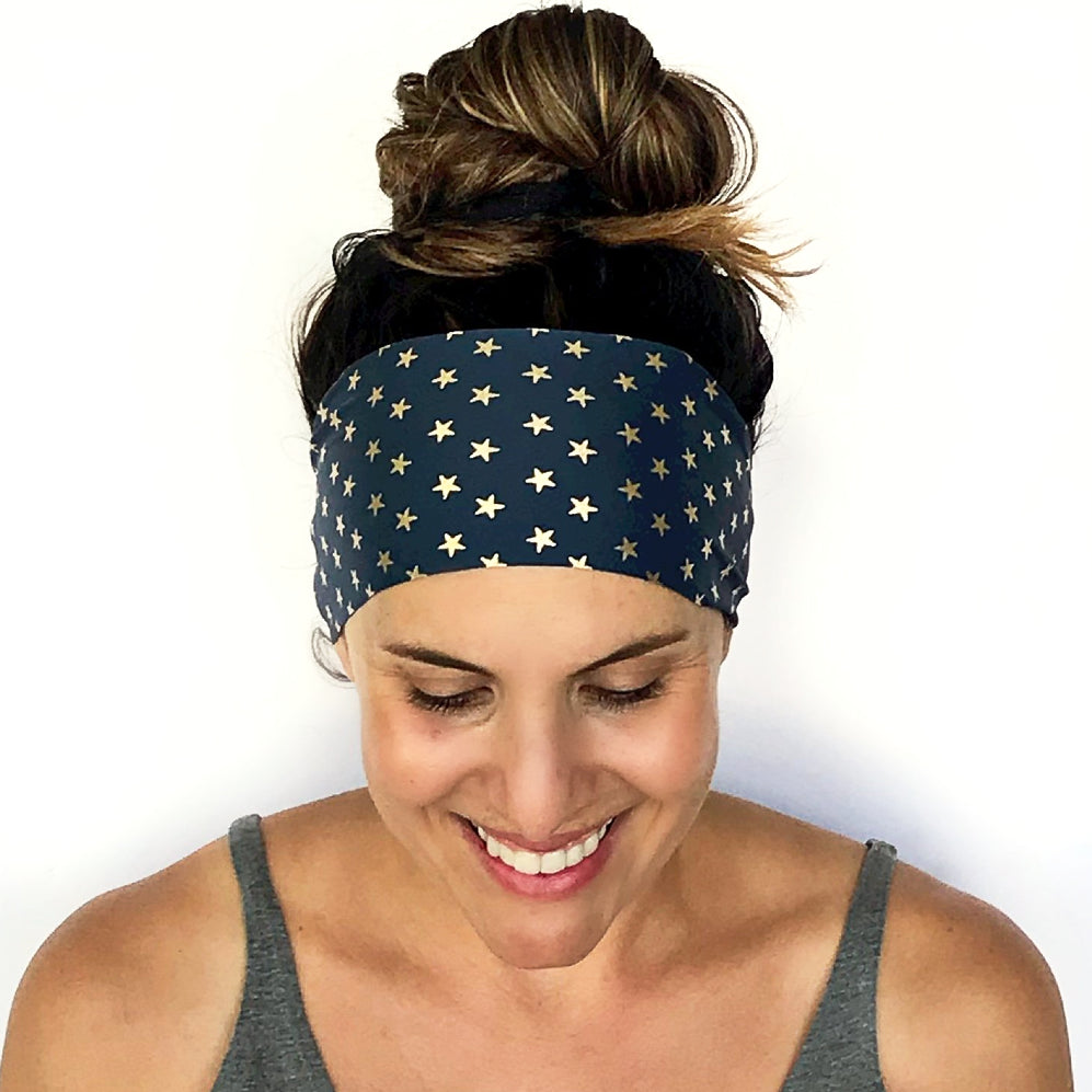 Spangled Banner Workout Headband