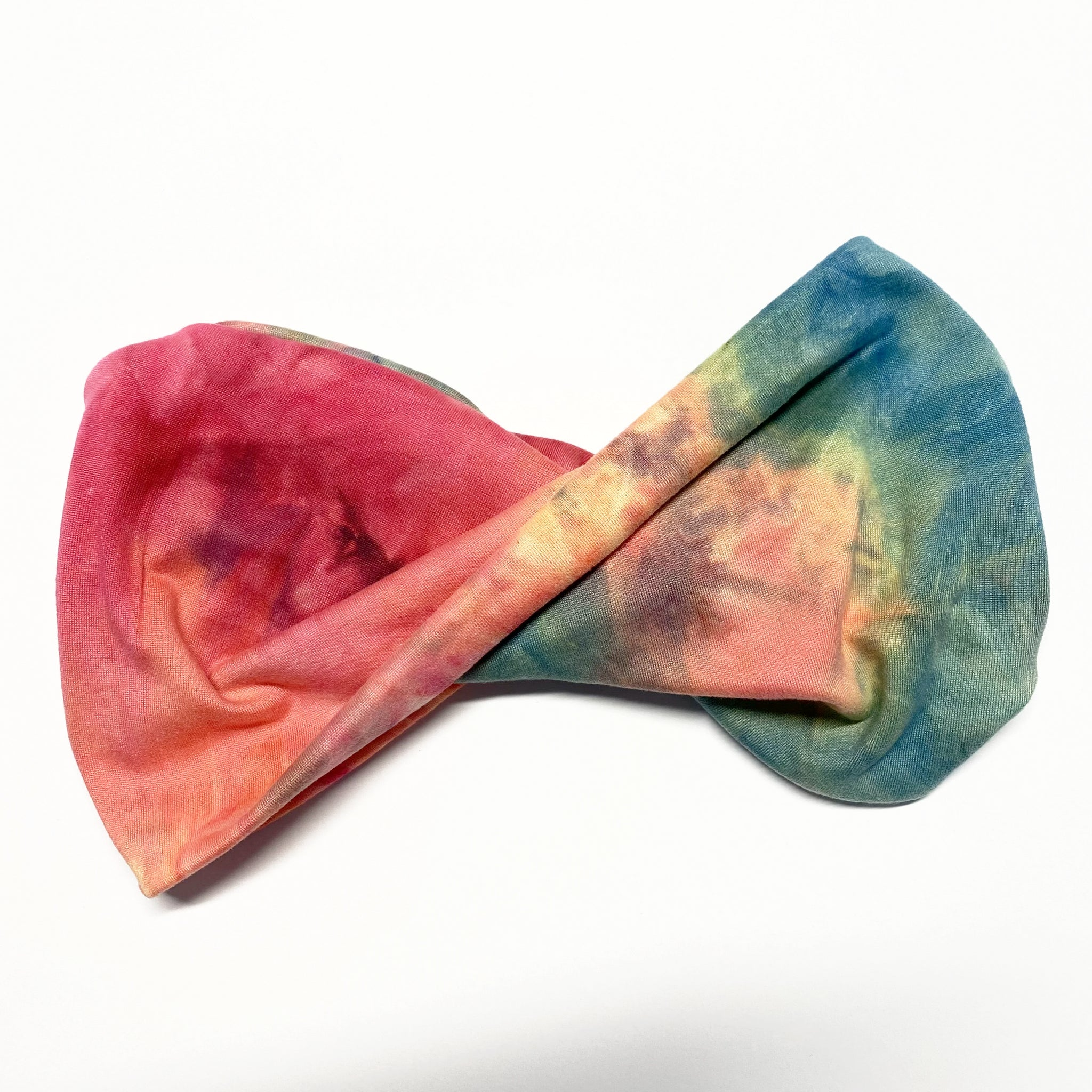 True Tie Dye Twist Headband