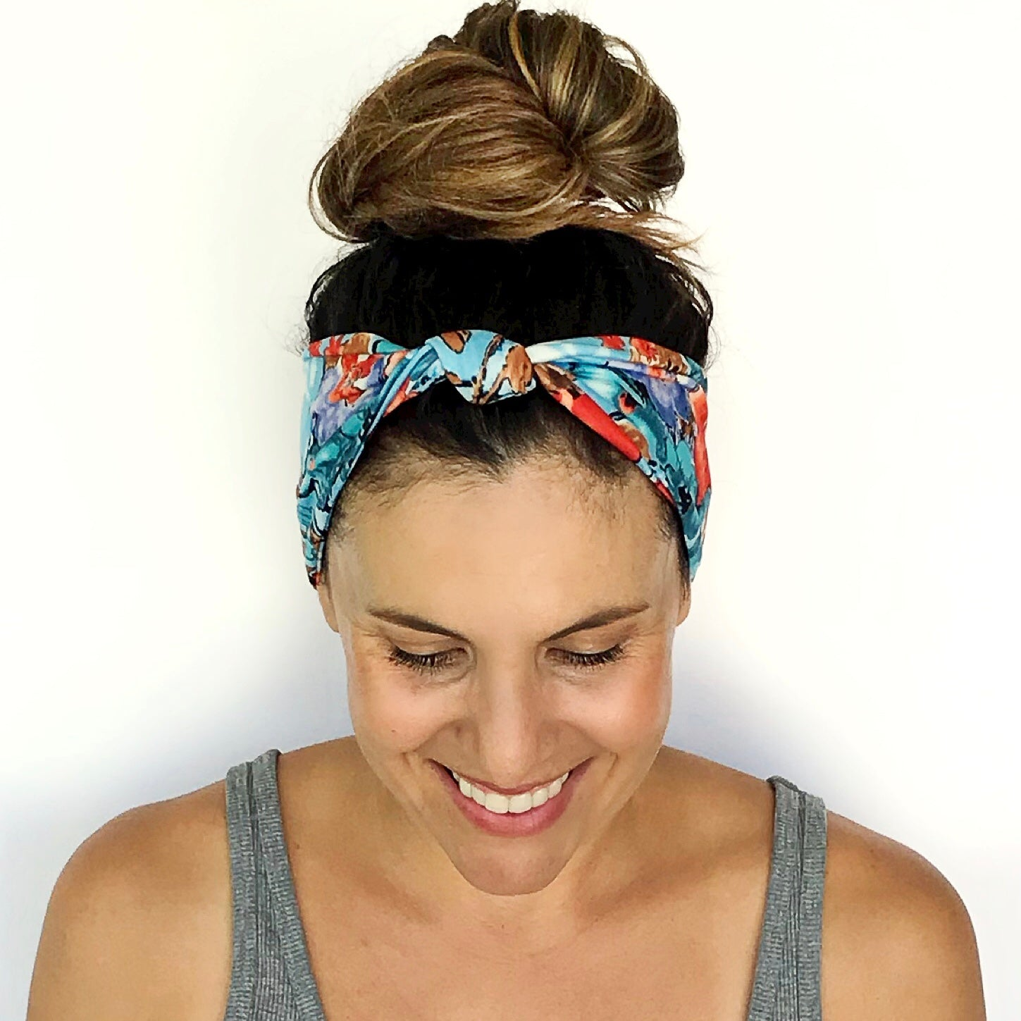 Love Song Knotted Headband