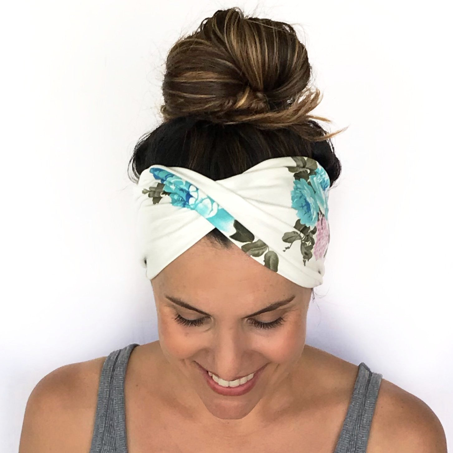 Serena Double Twist Headband