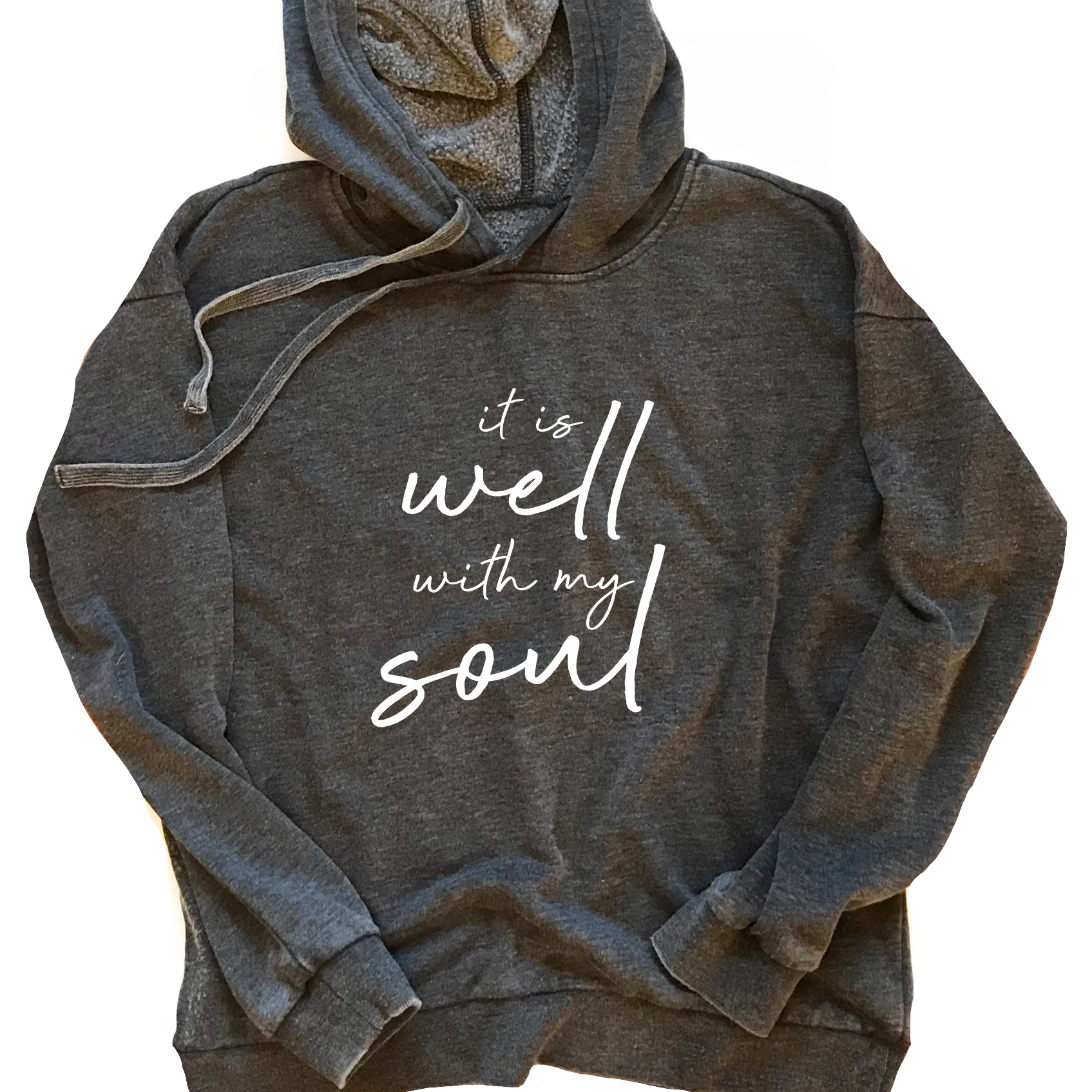 It Is Well Hoodie