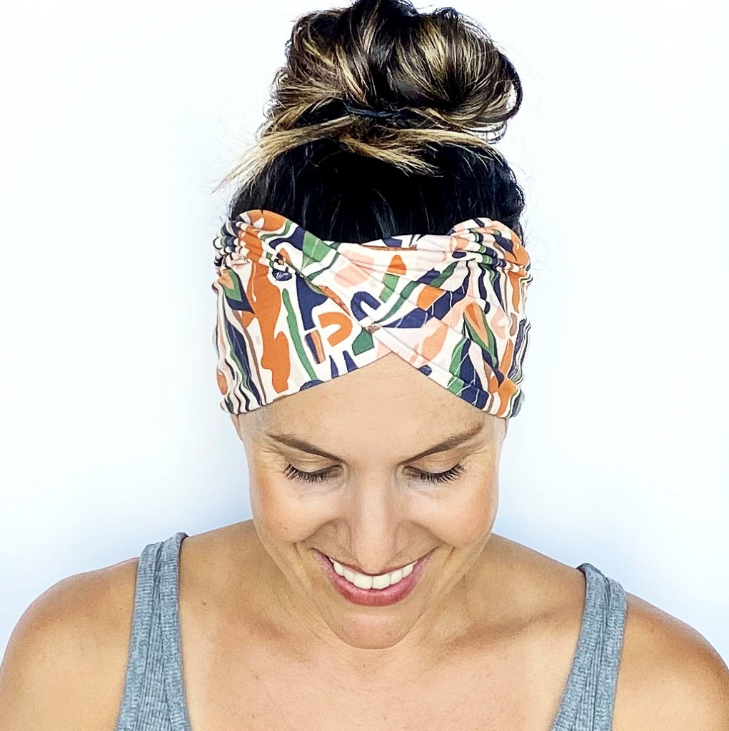 Fleetwood Double Twist Headband