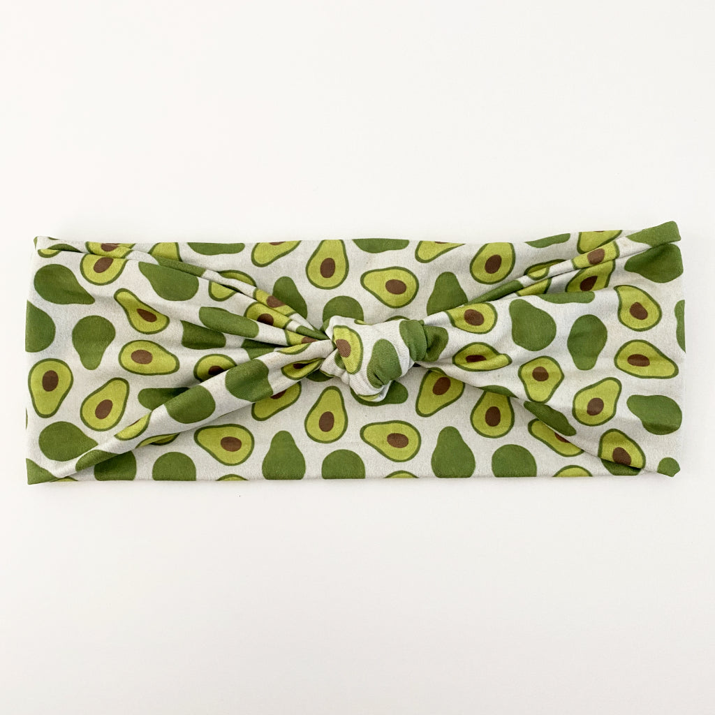 Avo Knotted Headband