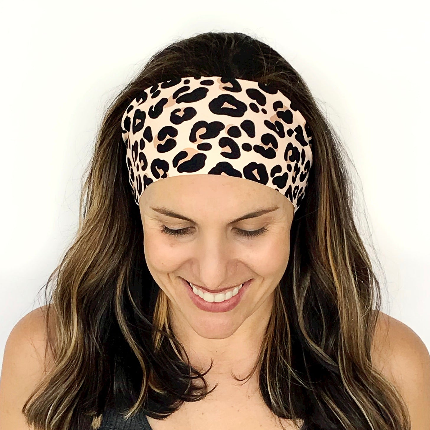 Leopard Love Workout Headband