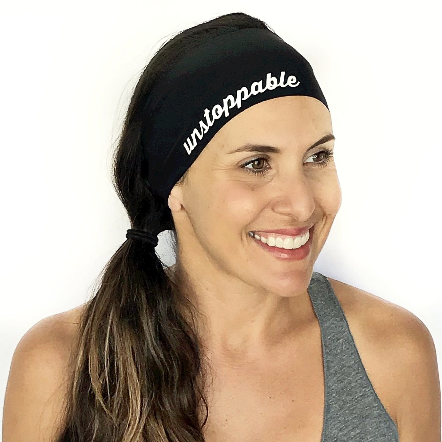 Unstopabble Headband
