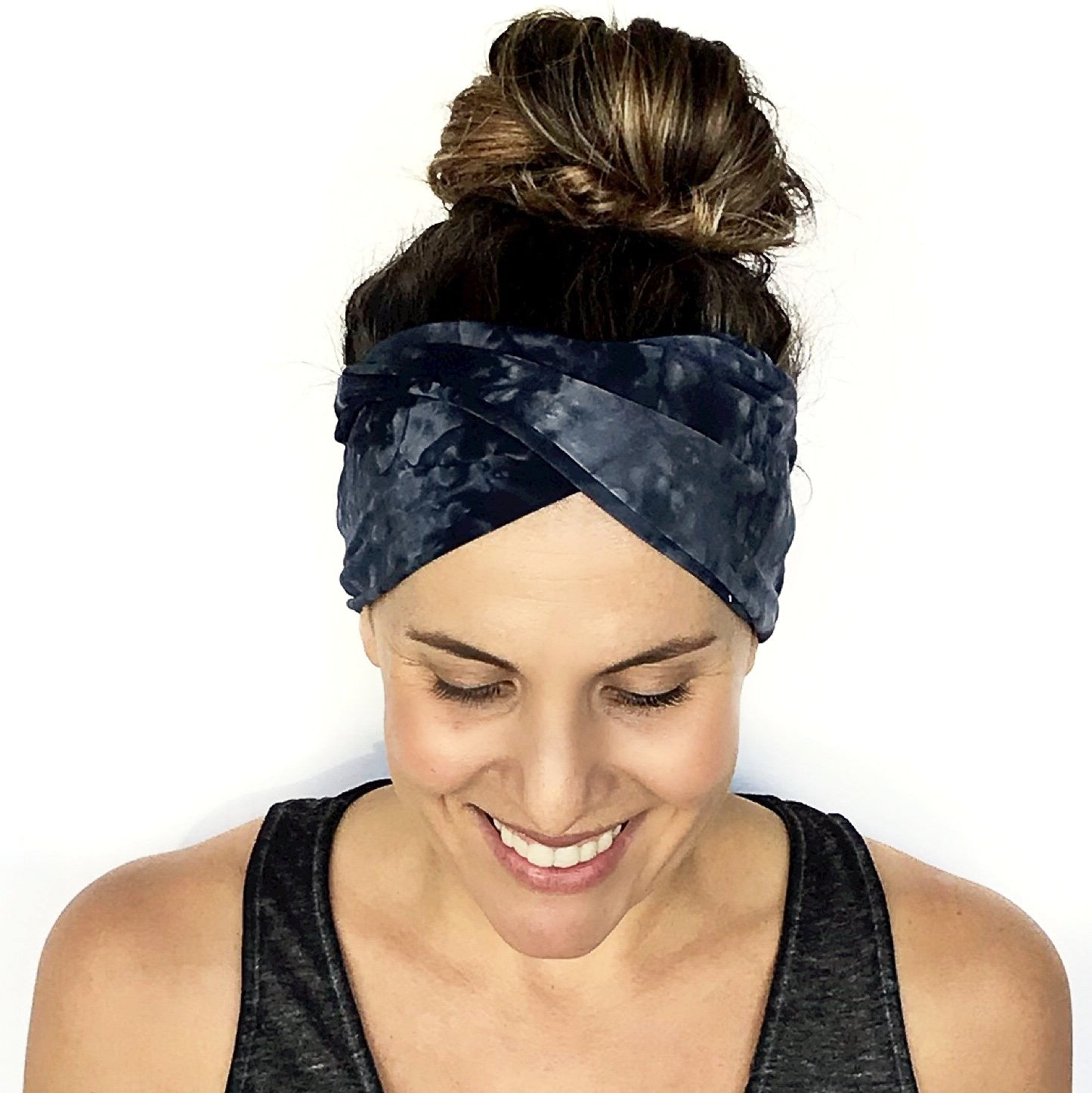 Collette Double Twist Headband