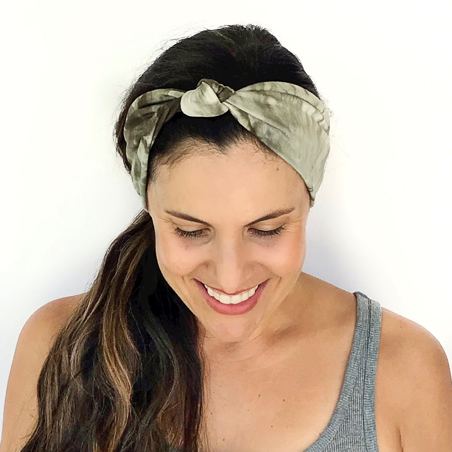 Casablanca Knotted Headband