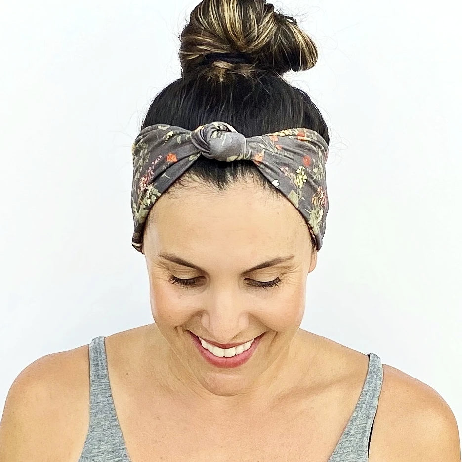 Pastime Knotted Headband