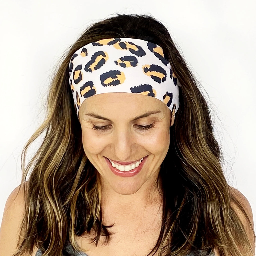 Here Kitty Kitty Workout Headband