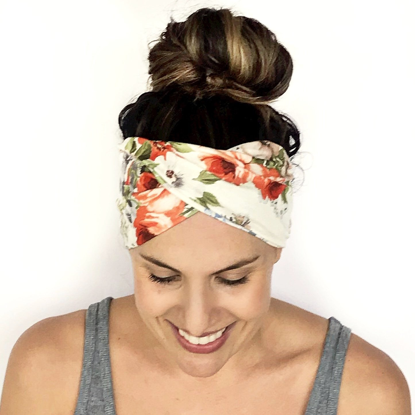 Garden Of Eden Double Twist Headband