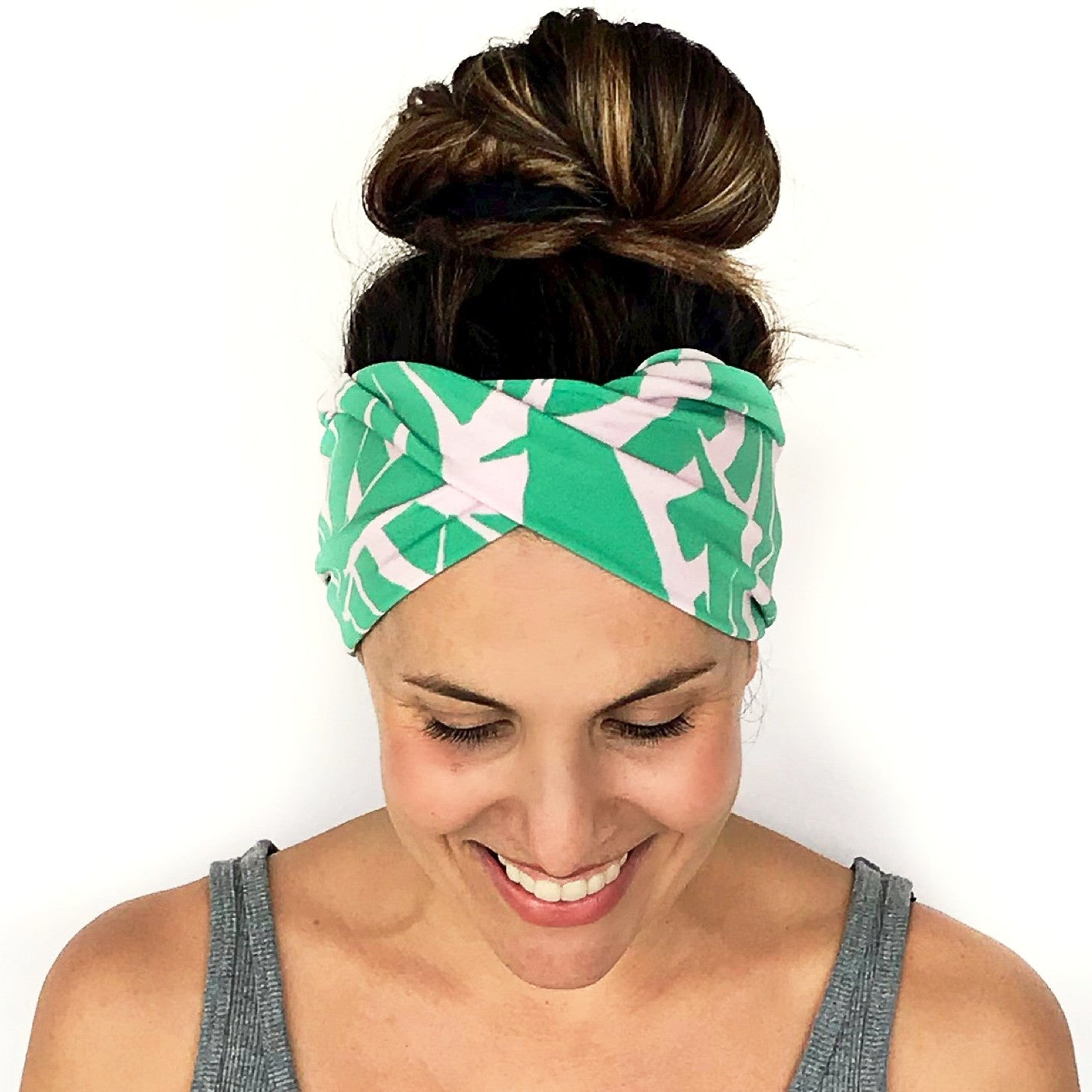 St. Lucia Double Twist Headband