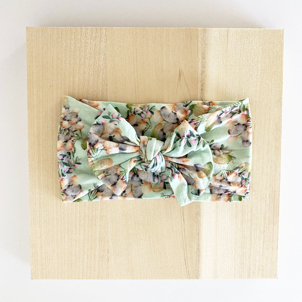 Shiloh Bow Headband
