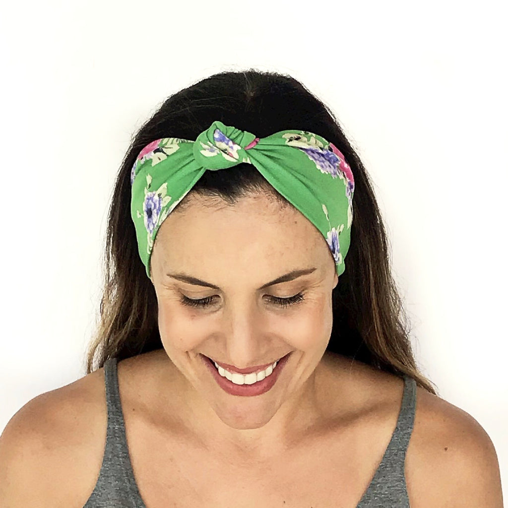 Southern Days Knotted Headband