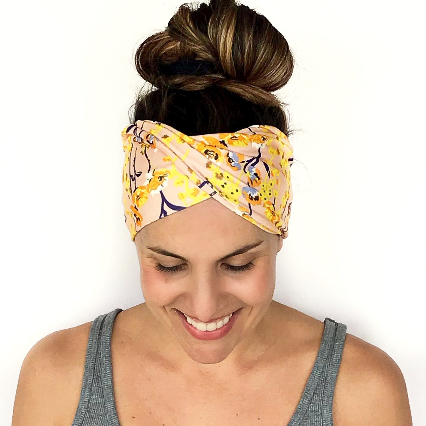 Isabel Double Twist Headband