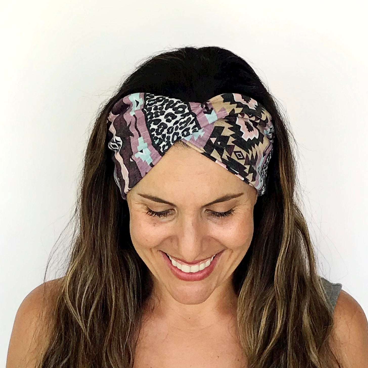 Sirena Double Twist Headband