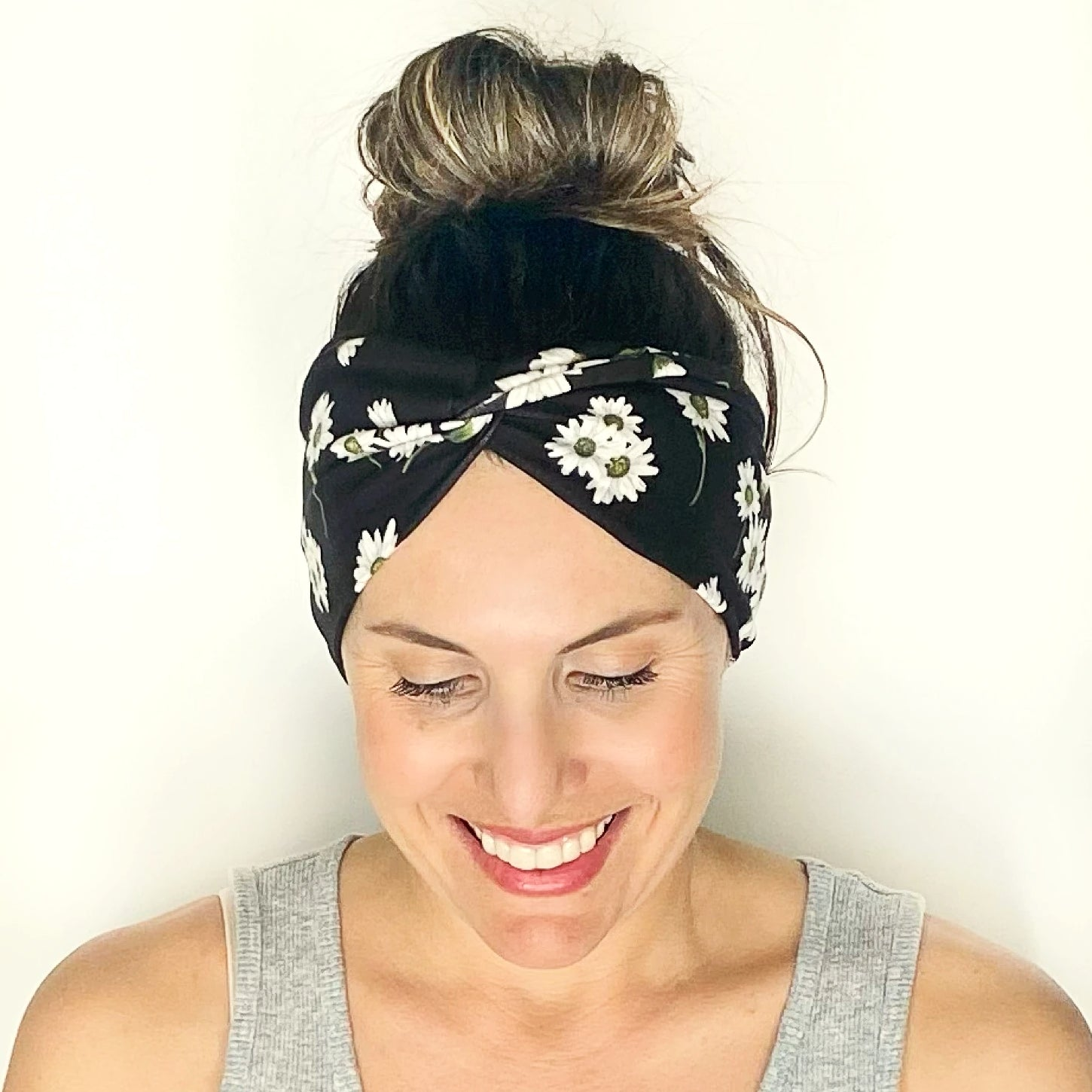 Lazy Daisy Turban Headband