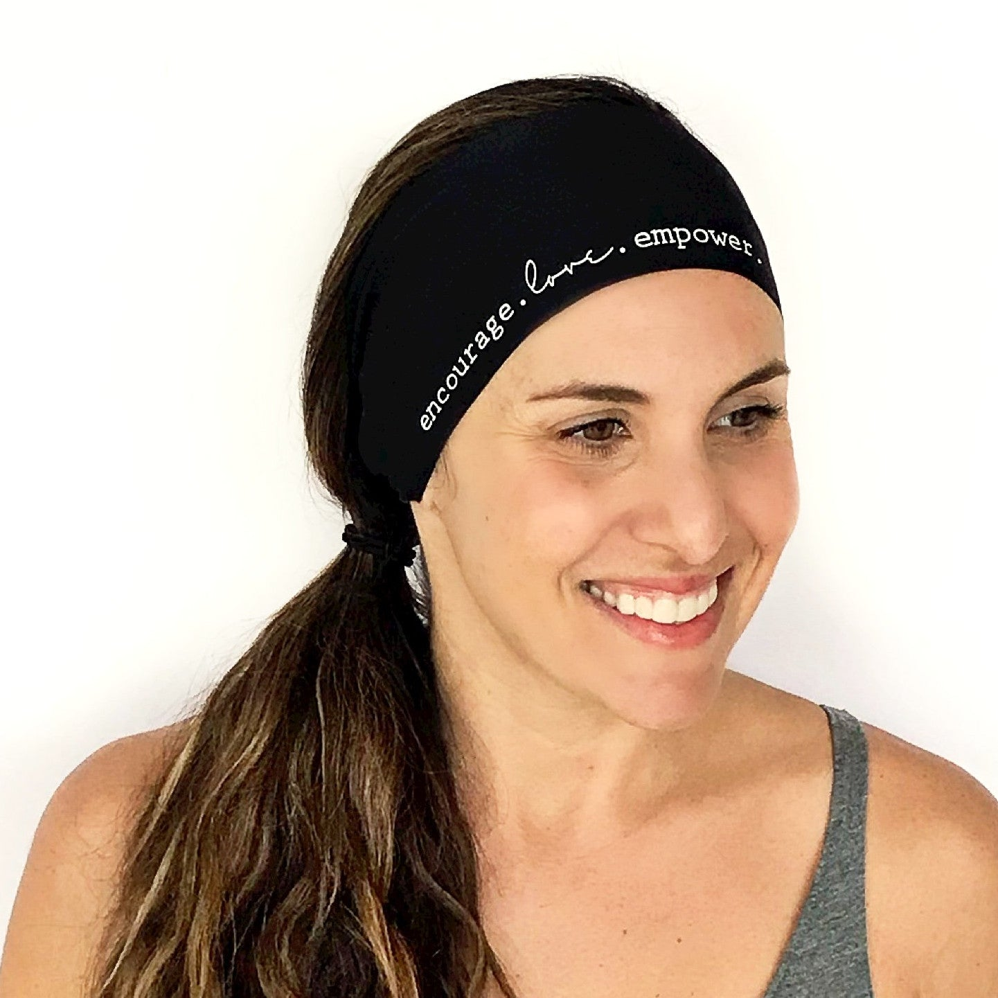 Encourage Love Empower Headband