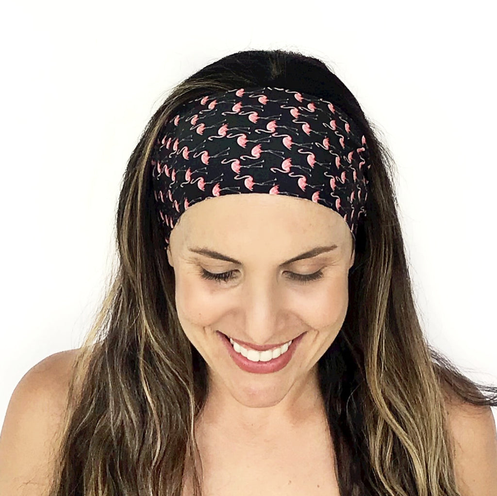 Flamingle Workout Headband