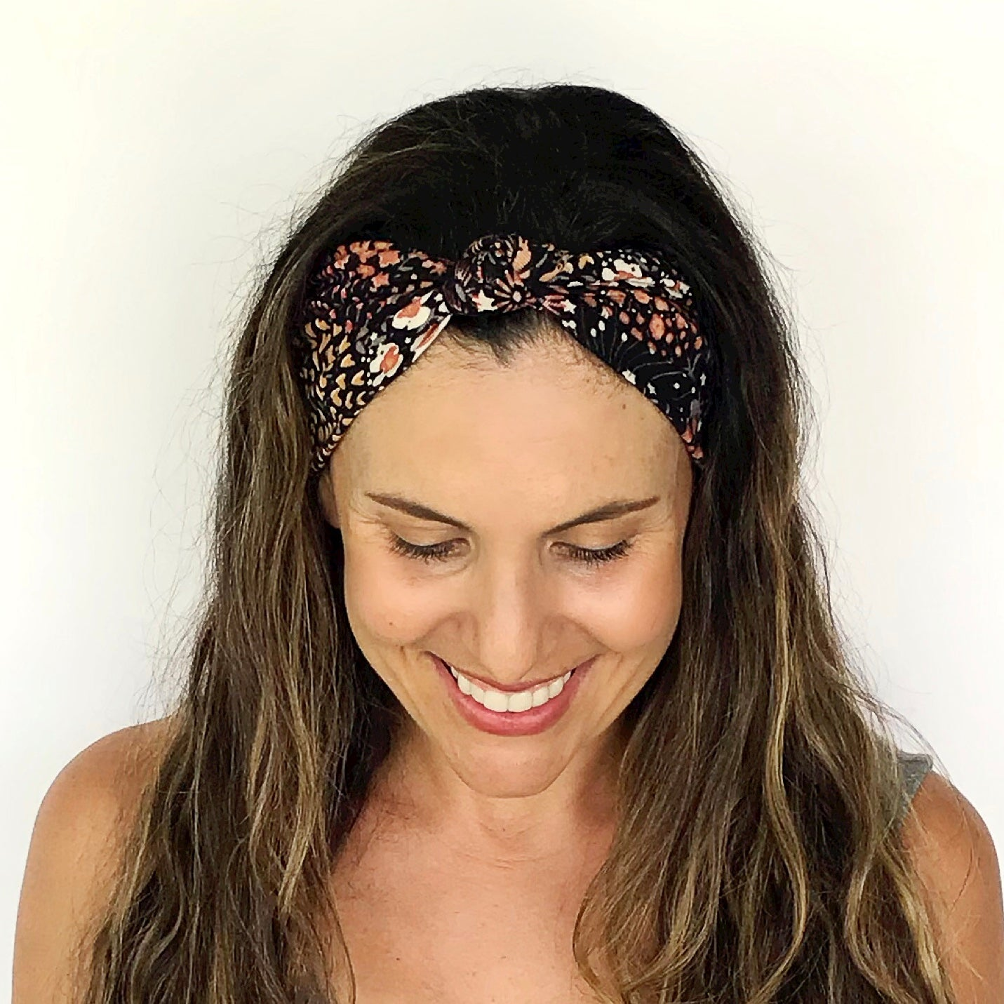 Esther Knotted Headband