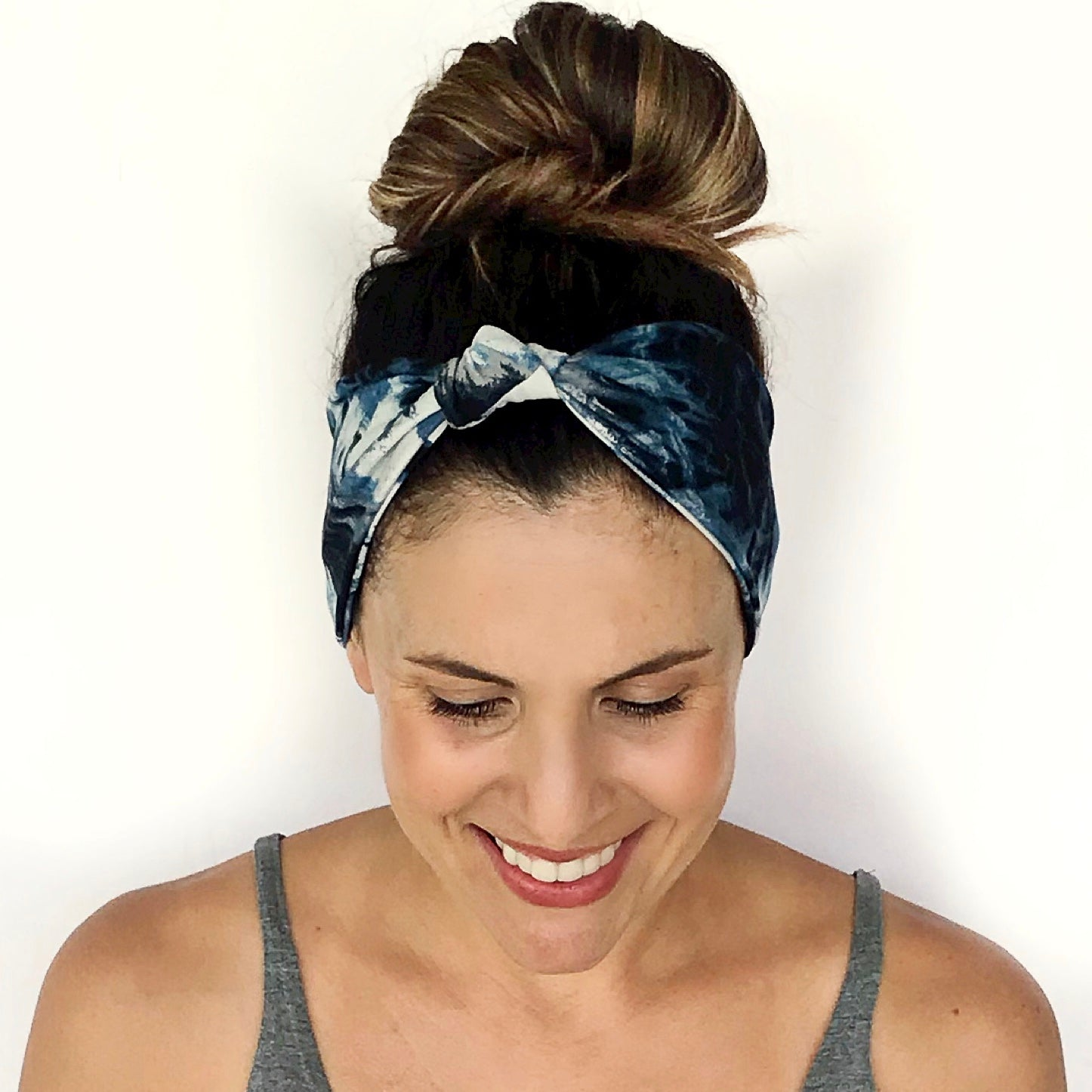 Skylark Knotted Headband