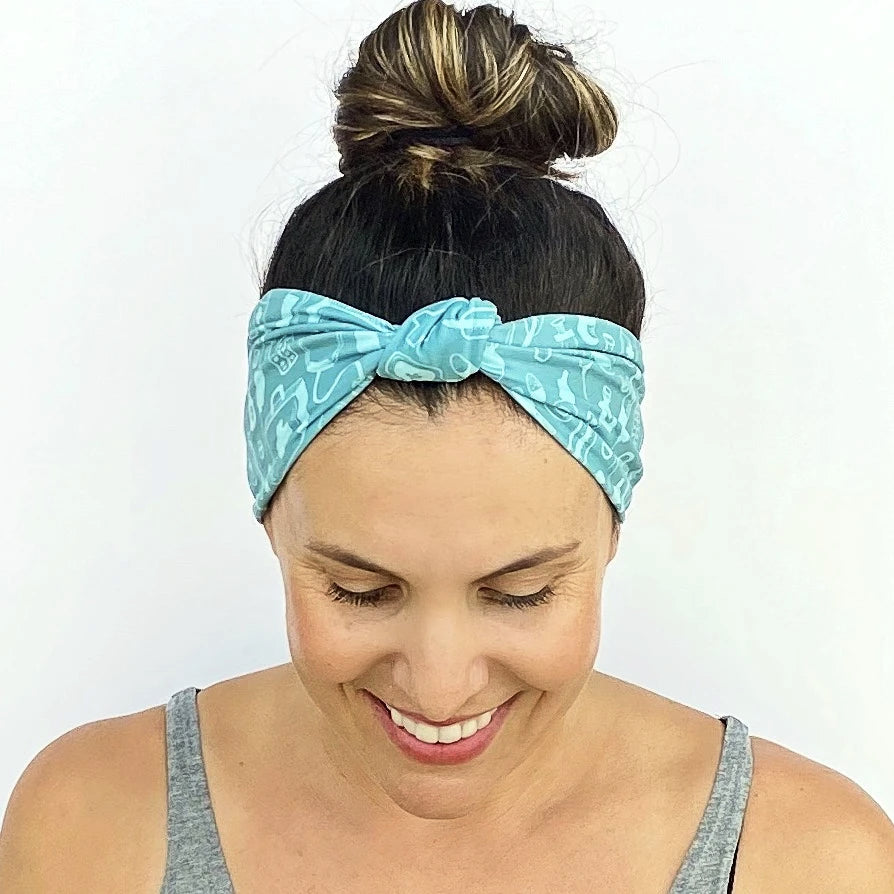 Healthcare Knotted Headband