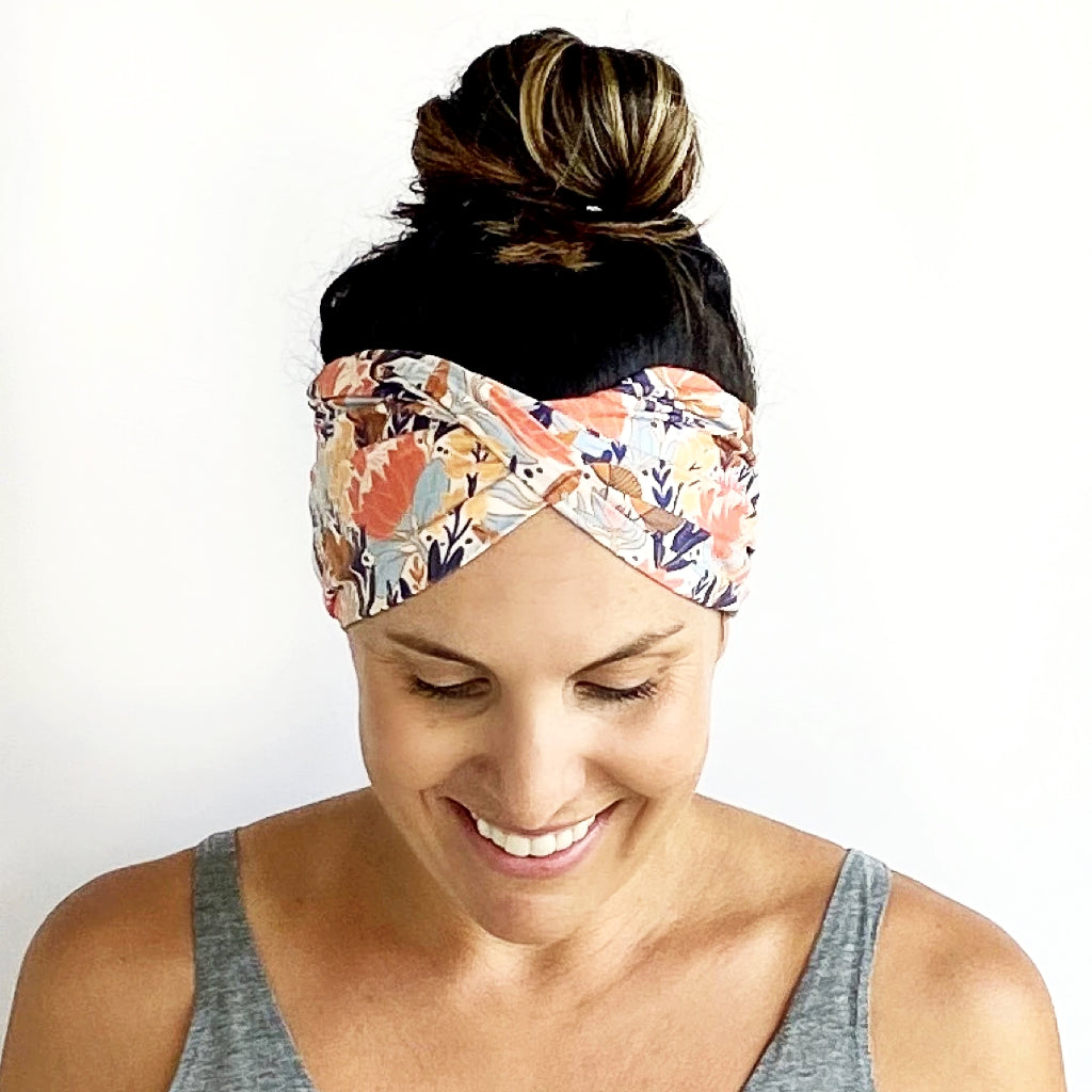 Seasons Change Twist Headband