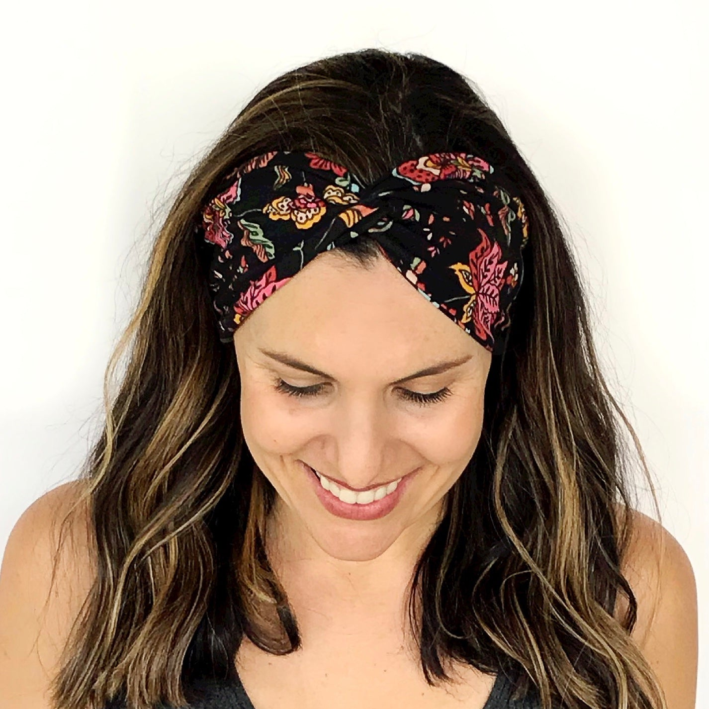 Maya Twisty Turban Headband
