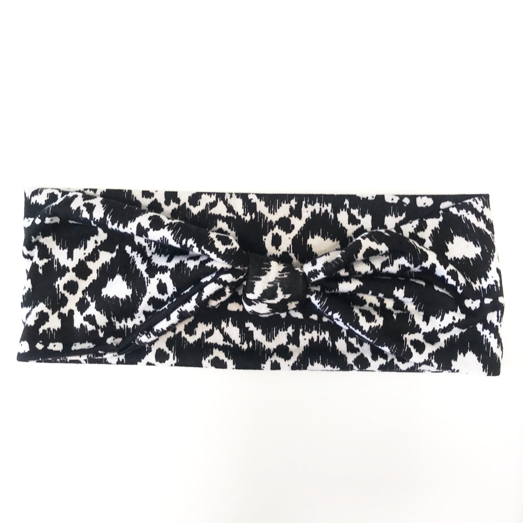 Kahlo Knotted Headband