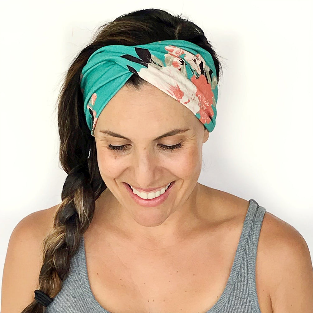 Delilah Double Twist Headband