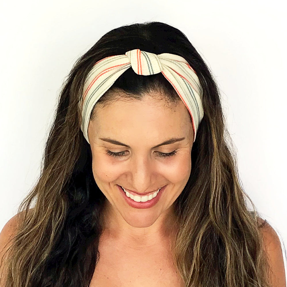 Mallory Knotted Headband