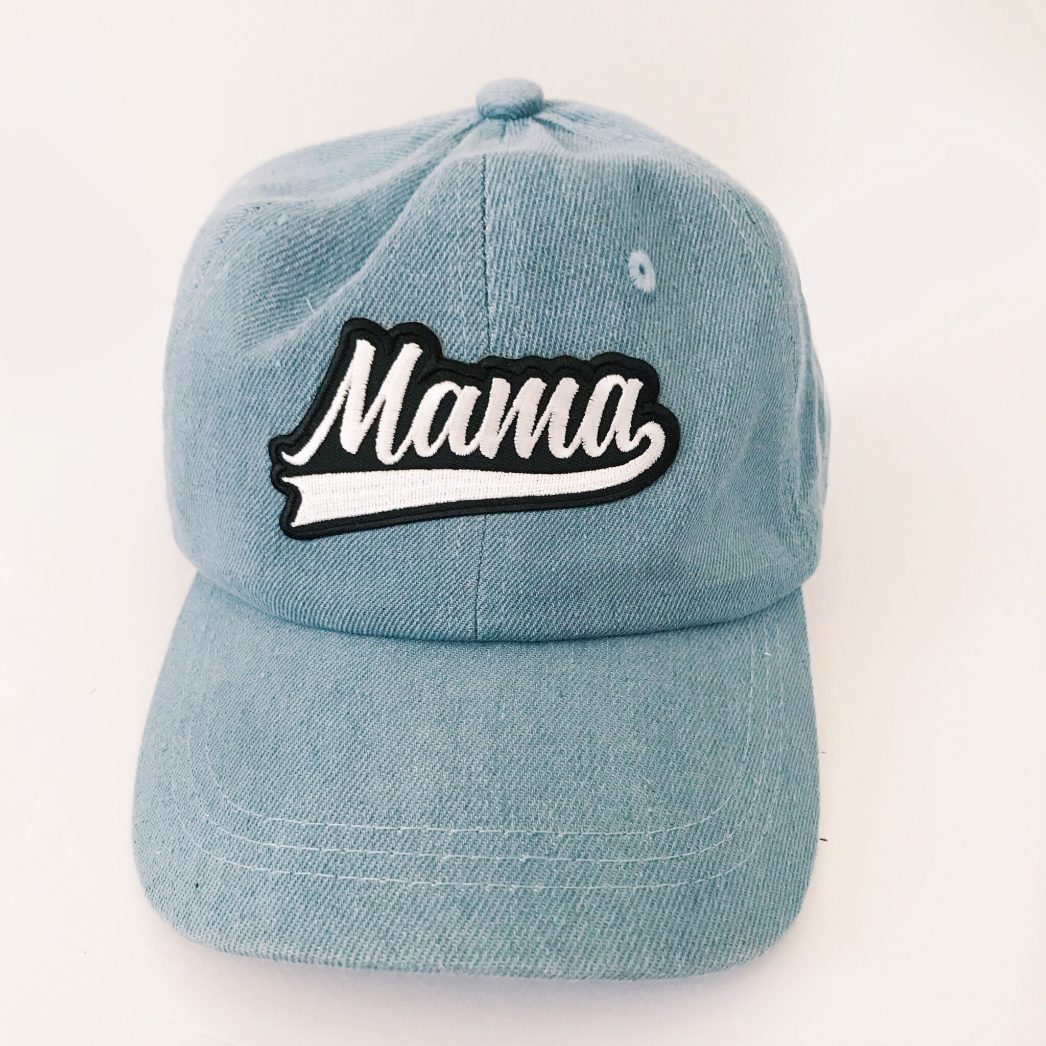 Mama Embroidered Baseball Cap