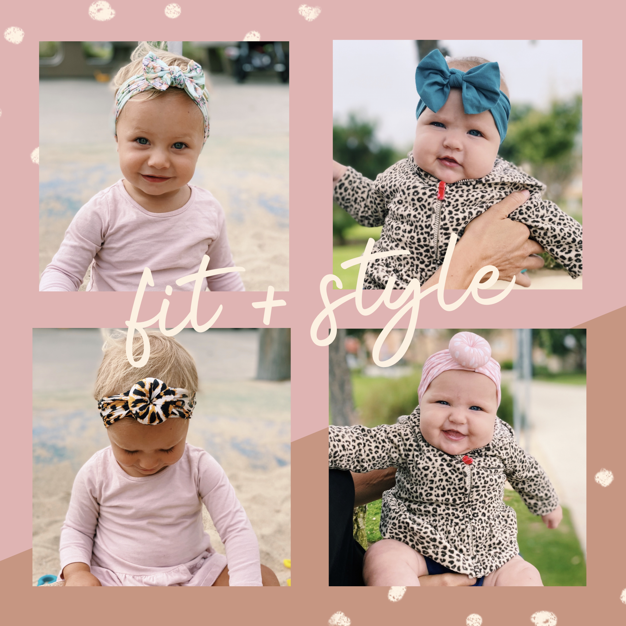Joelle Bow Headband