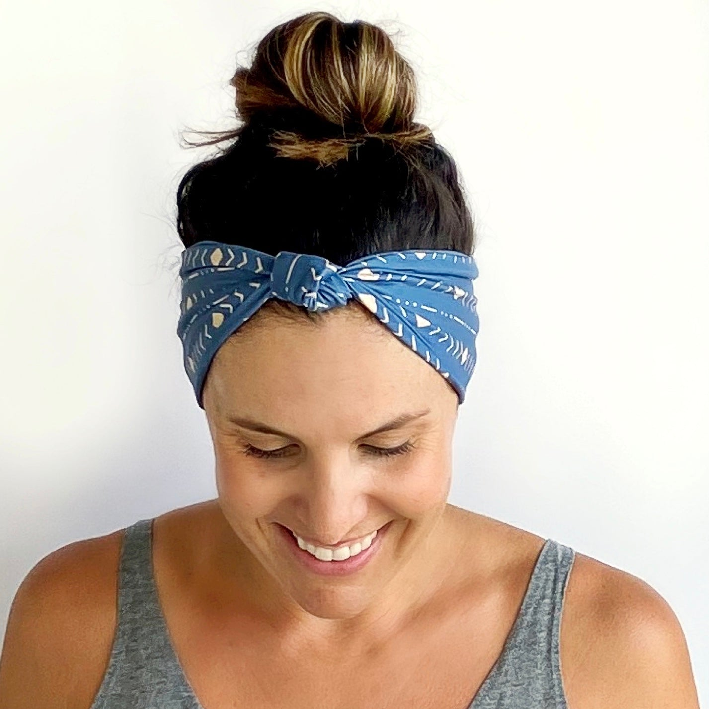 Inca Trail Knotted Headband