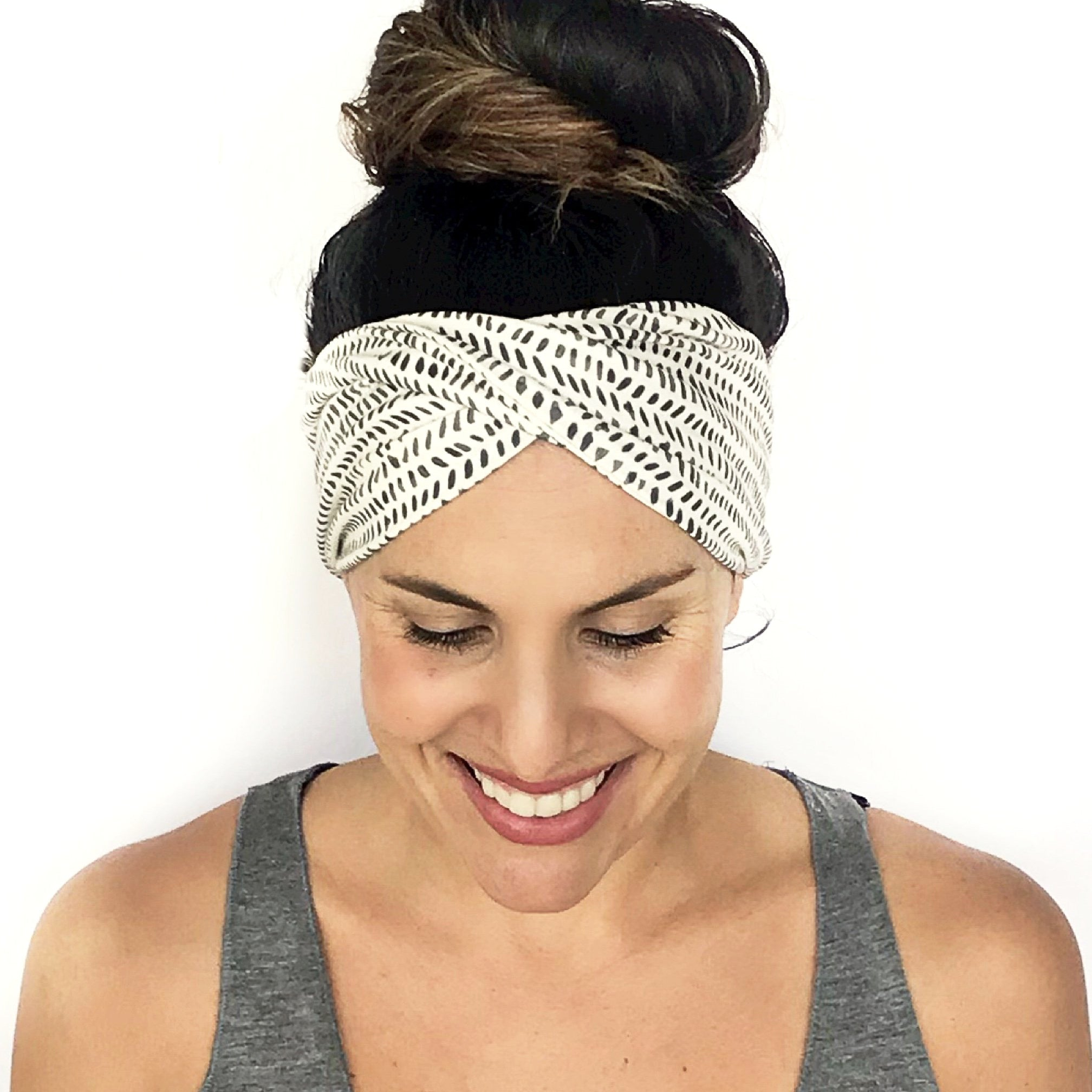 Tulum Double Twist Headband