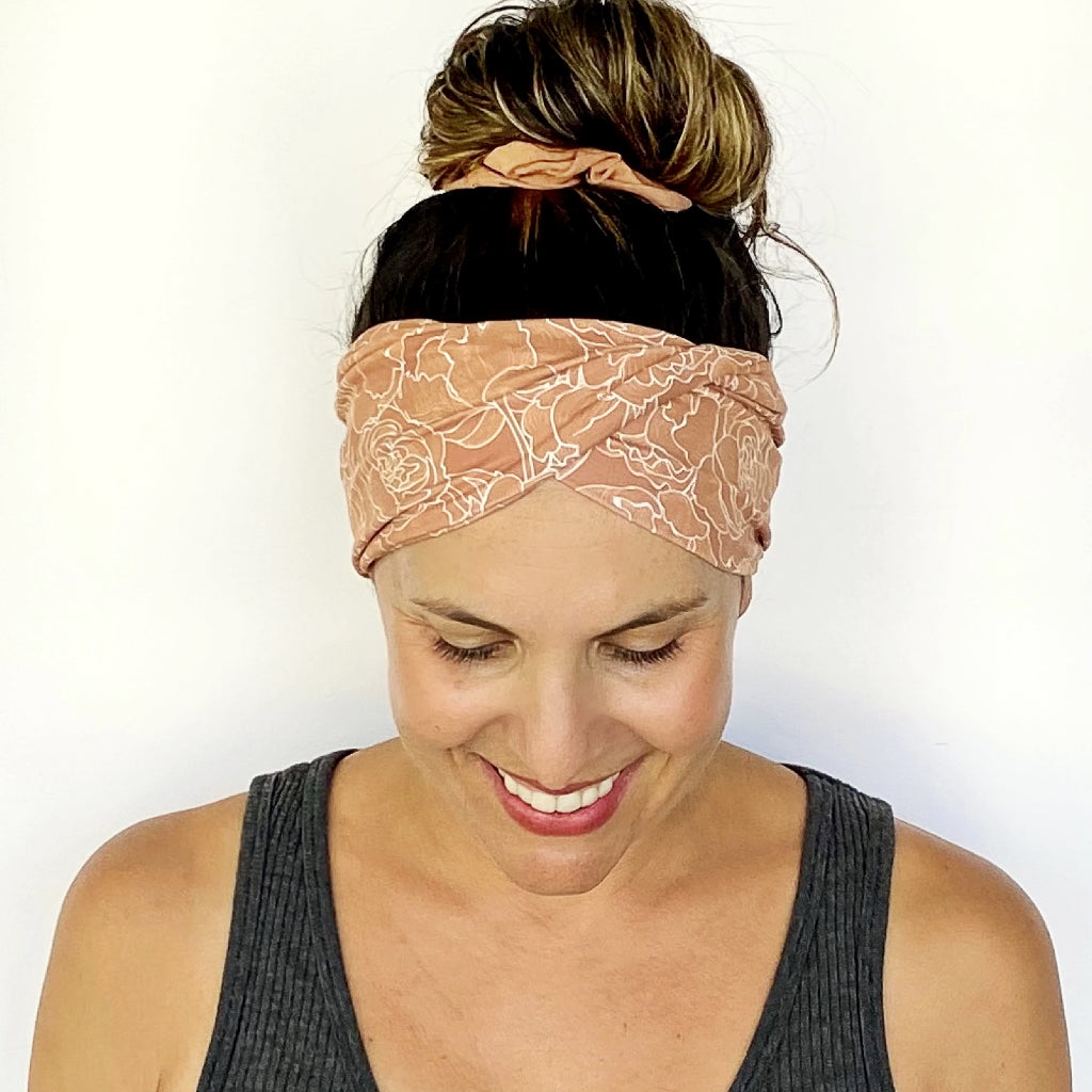 French Quarter Double Twist Headband