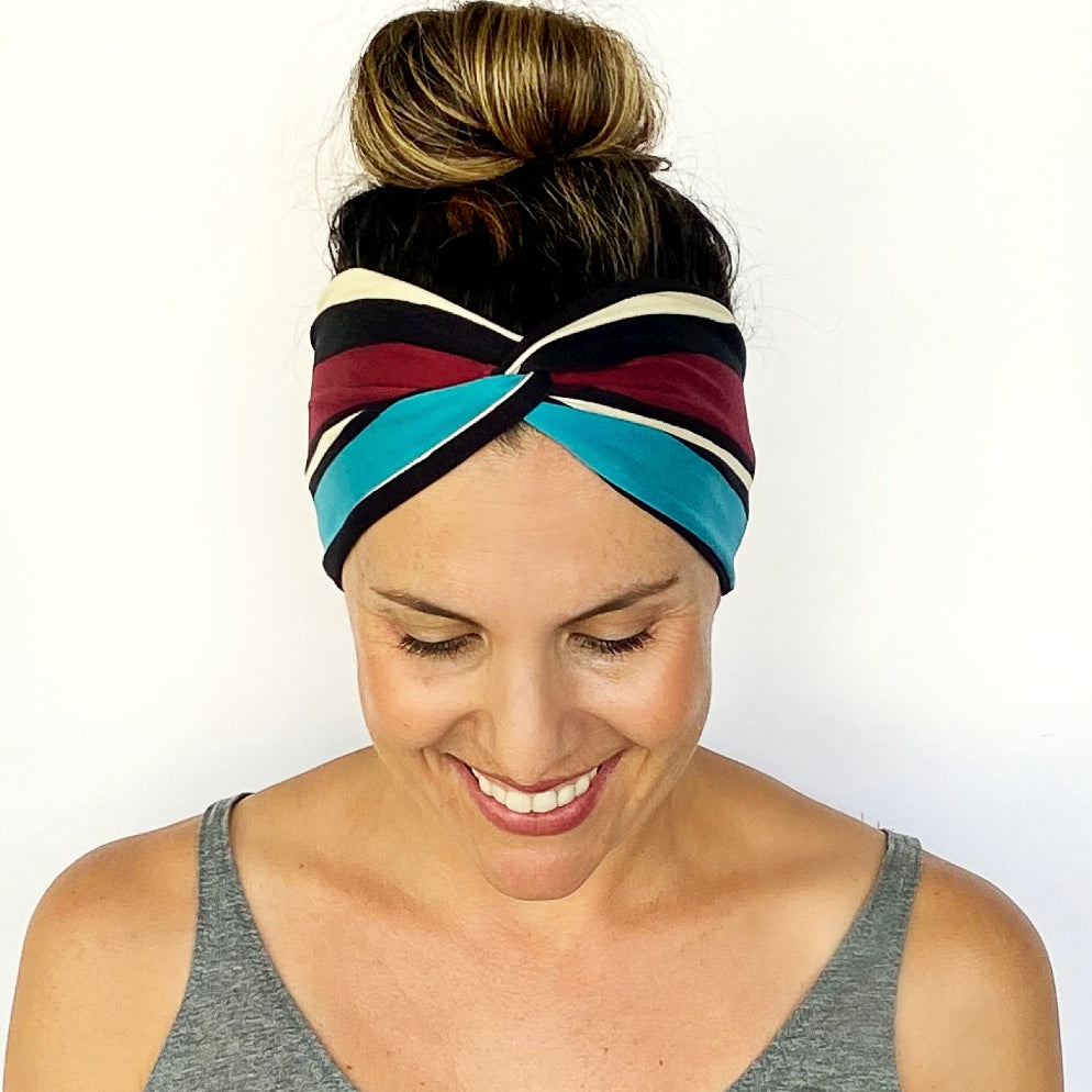 Laid Back Turban Headband
