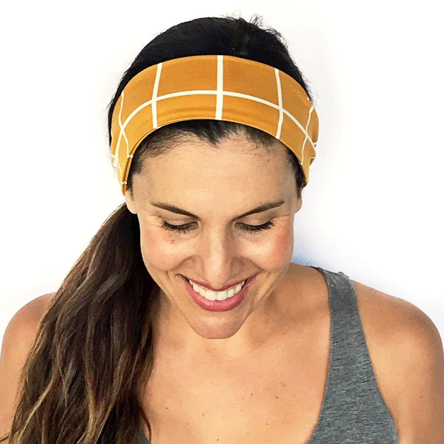 So Square Lounge Around Headband