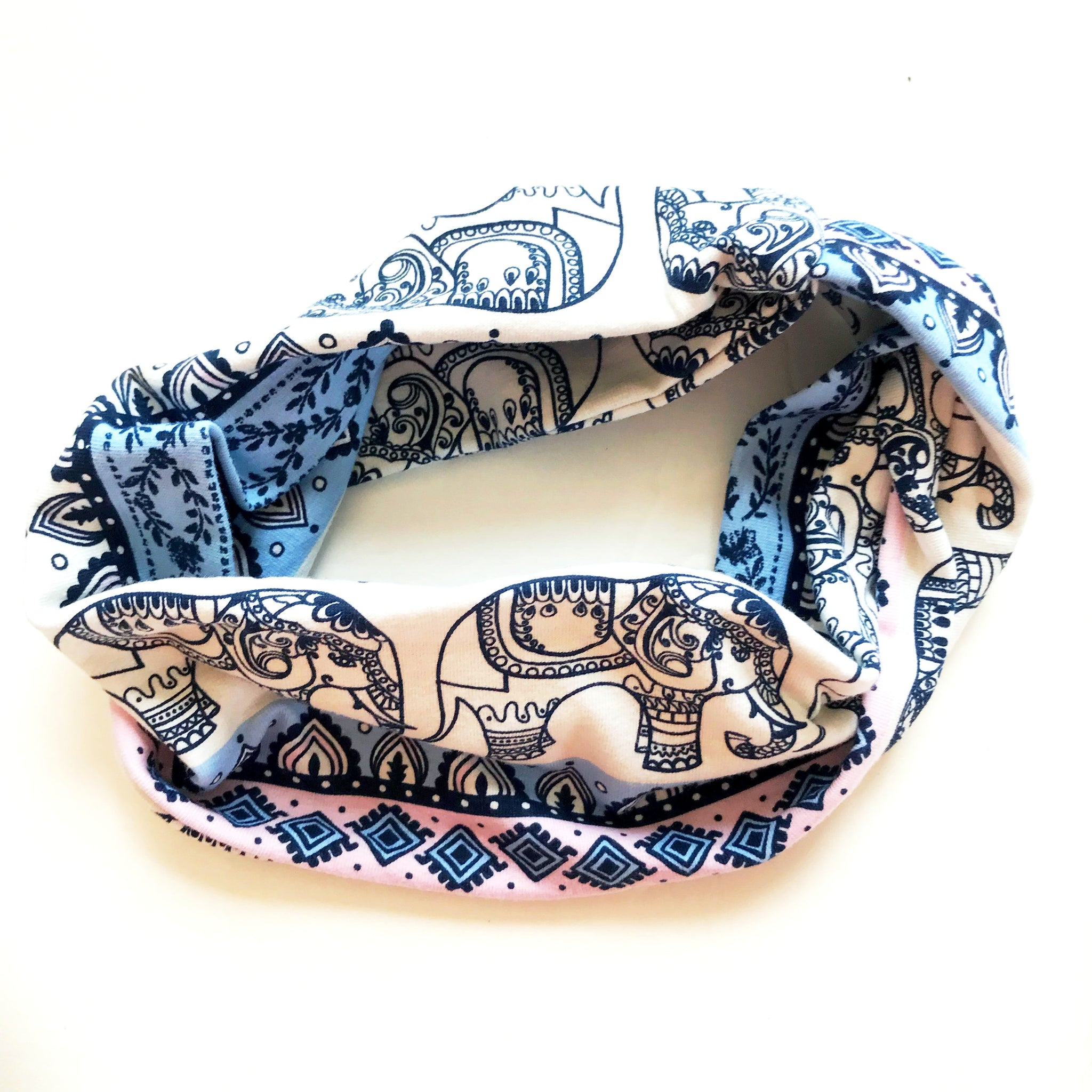 Elephant Elephant Double Twist Headband