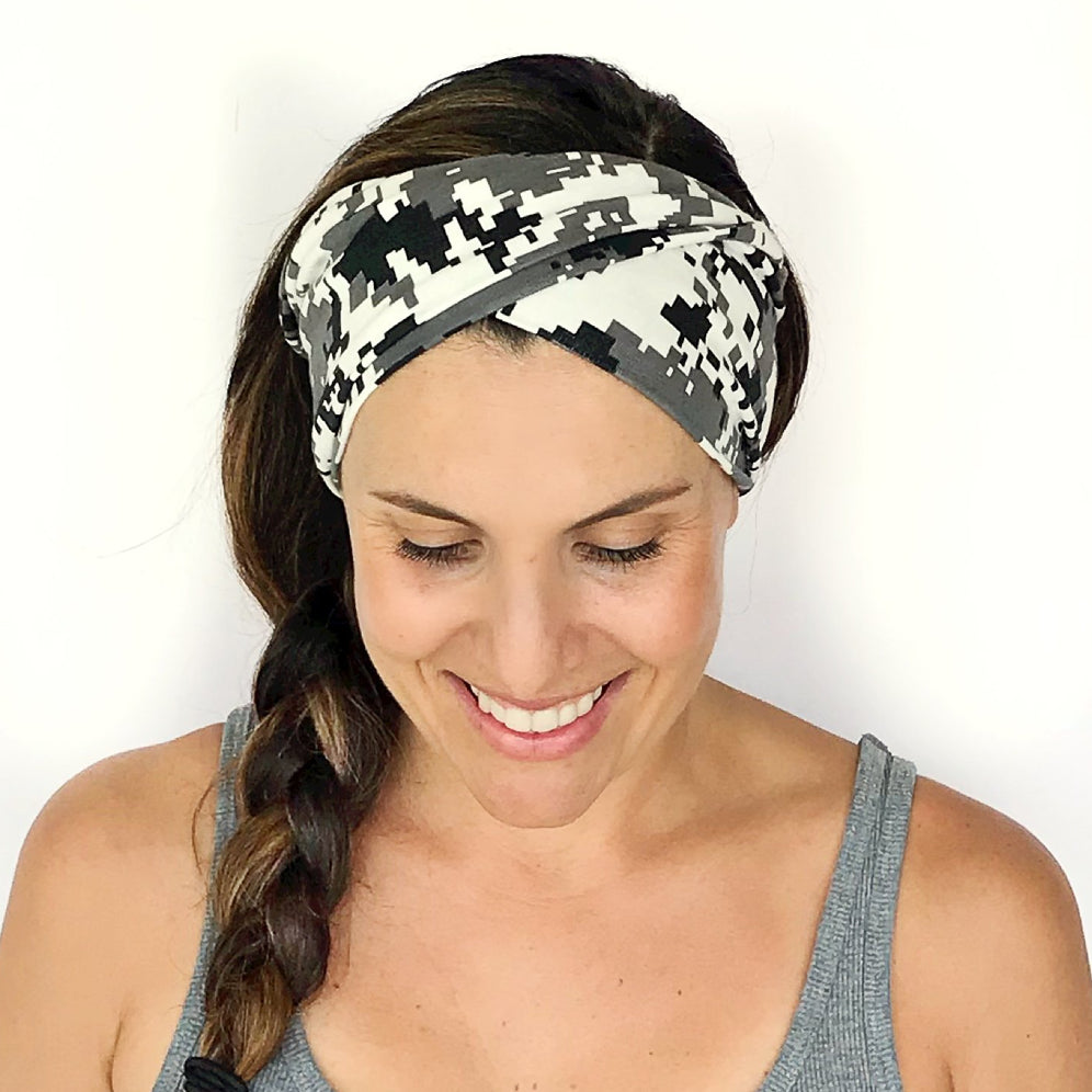 Under Cover Double Twist Headband