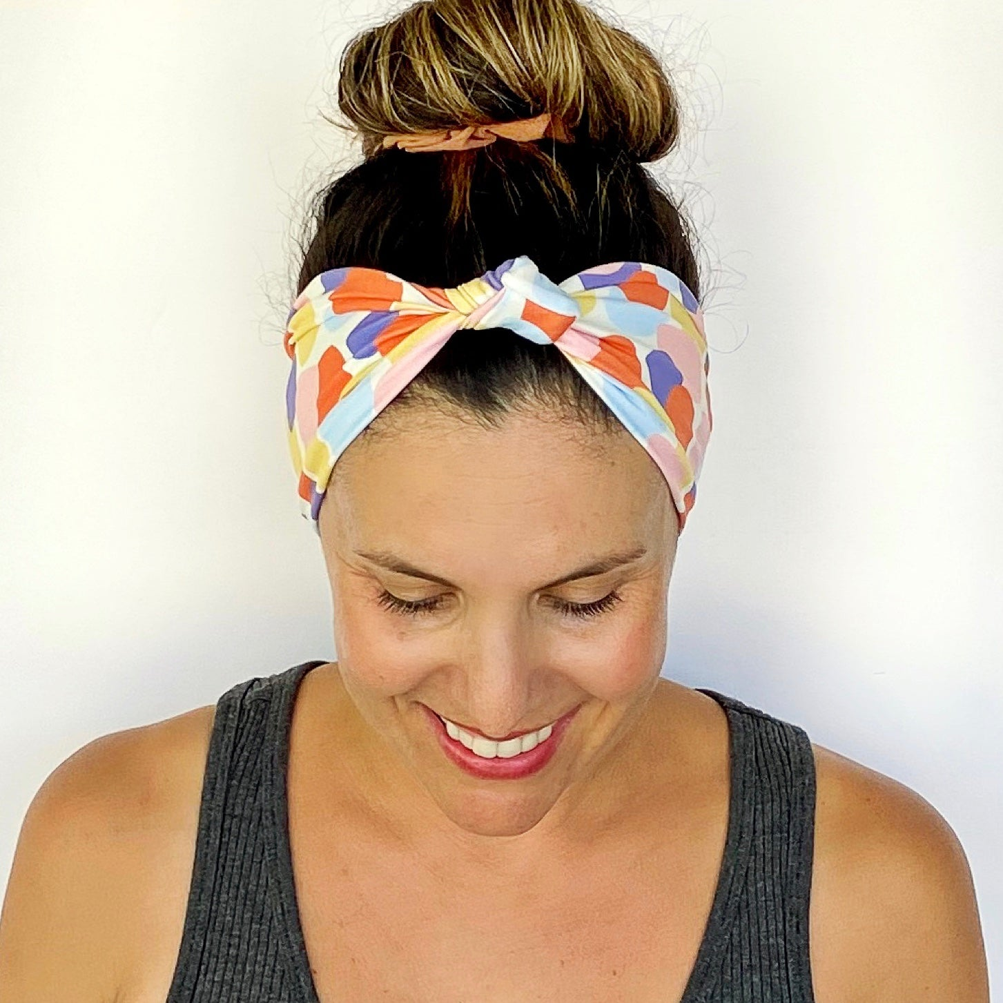 Bowie Knotted Headband