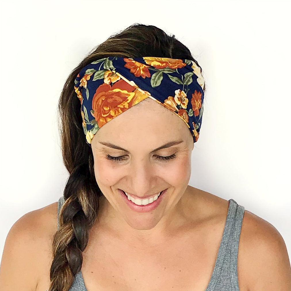 Acacia Double Twist Headband