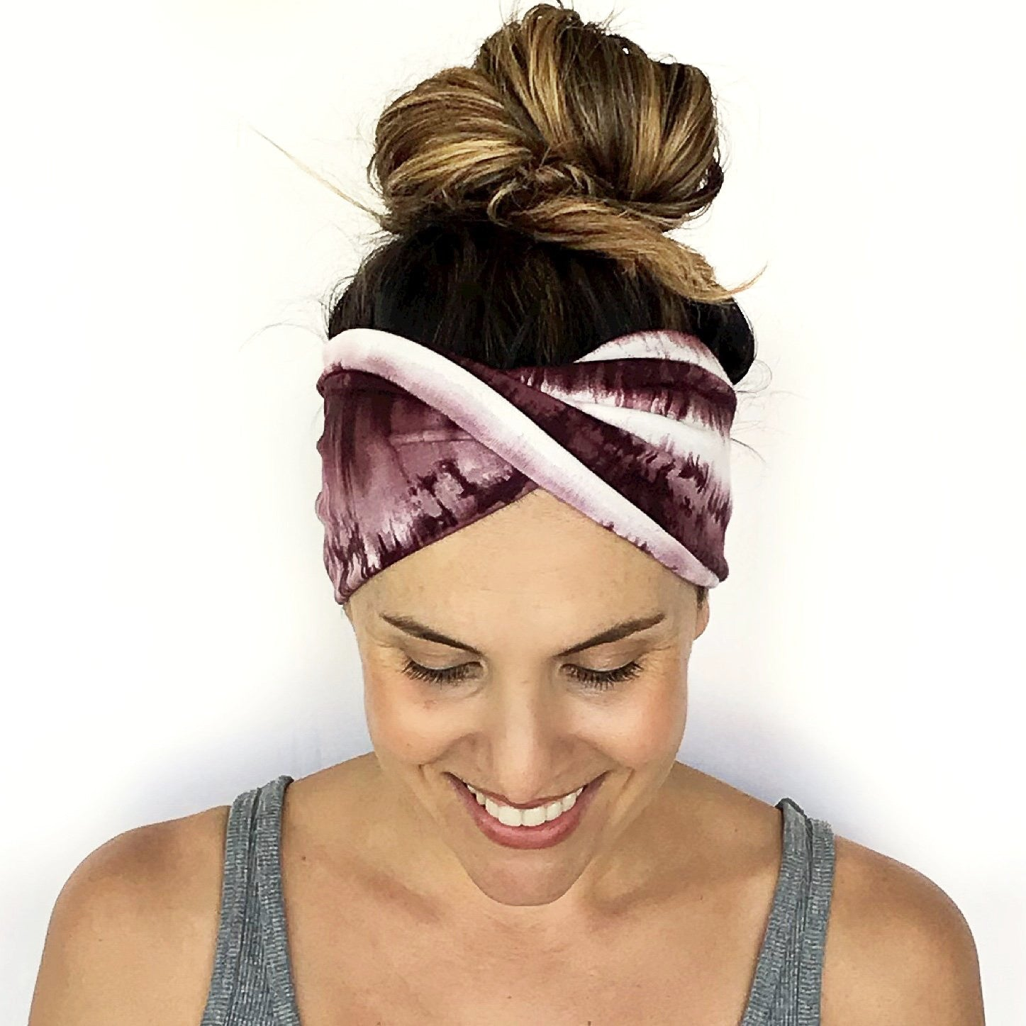 Bohemia Double Twist Headband