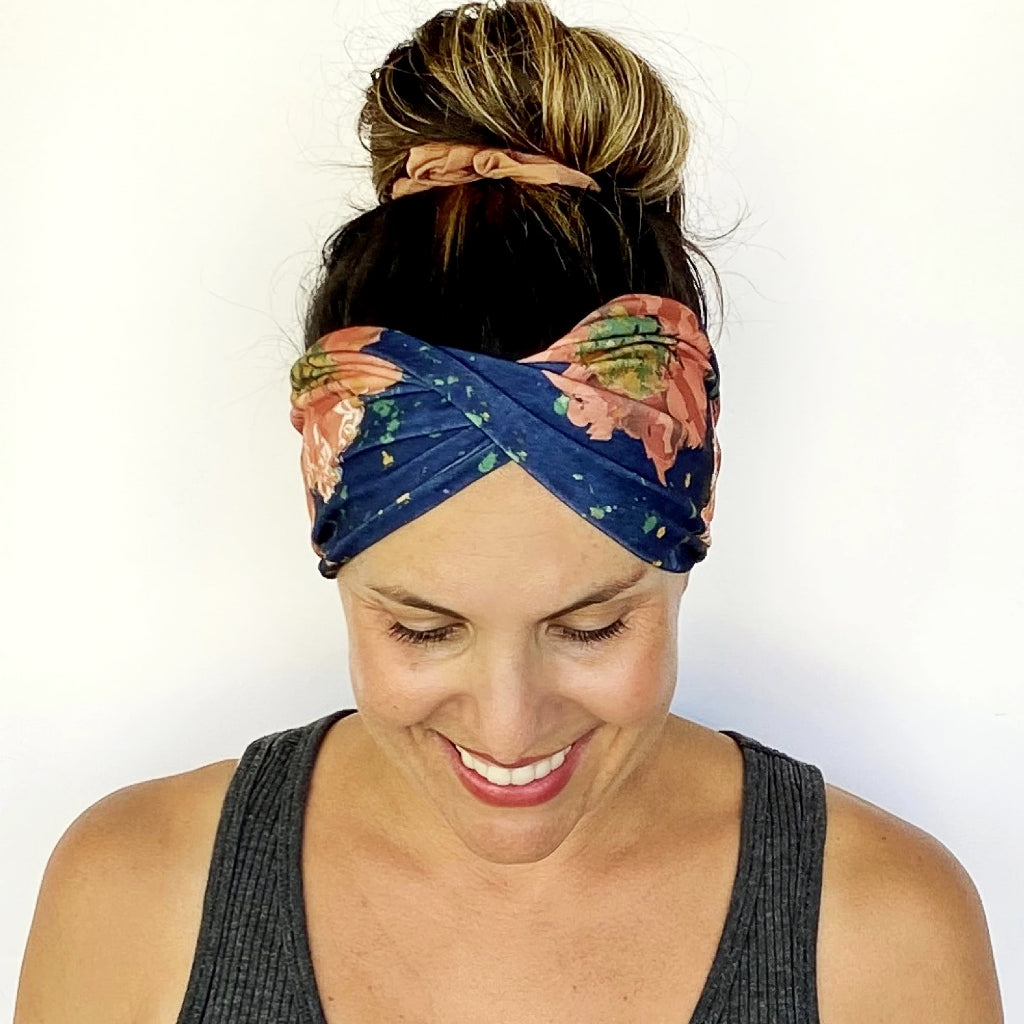 Second Chances Double Twist Headband