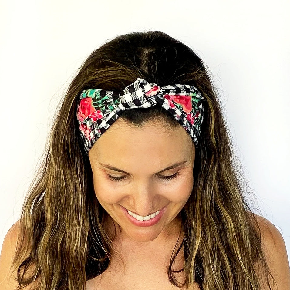Day Date Knotted Headband