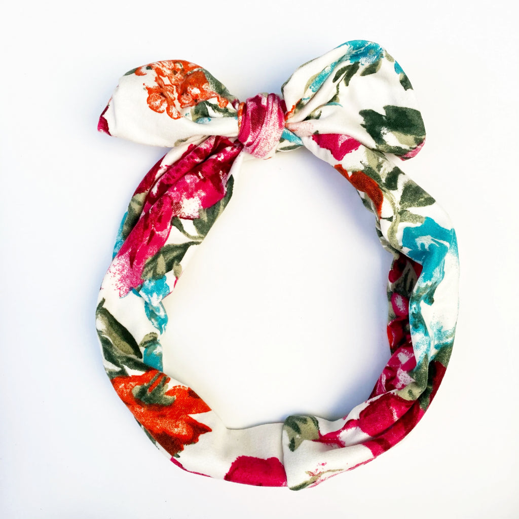 Julianna Tie Headband