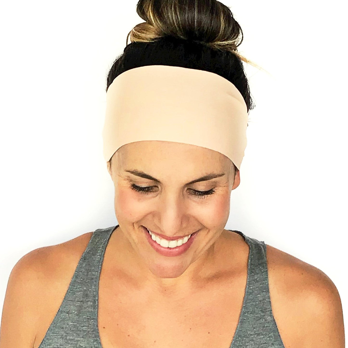 Ballet Pink Workout Headband