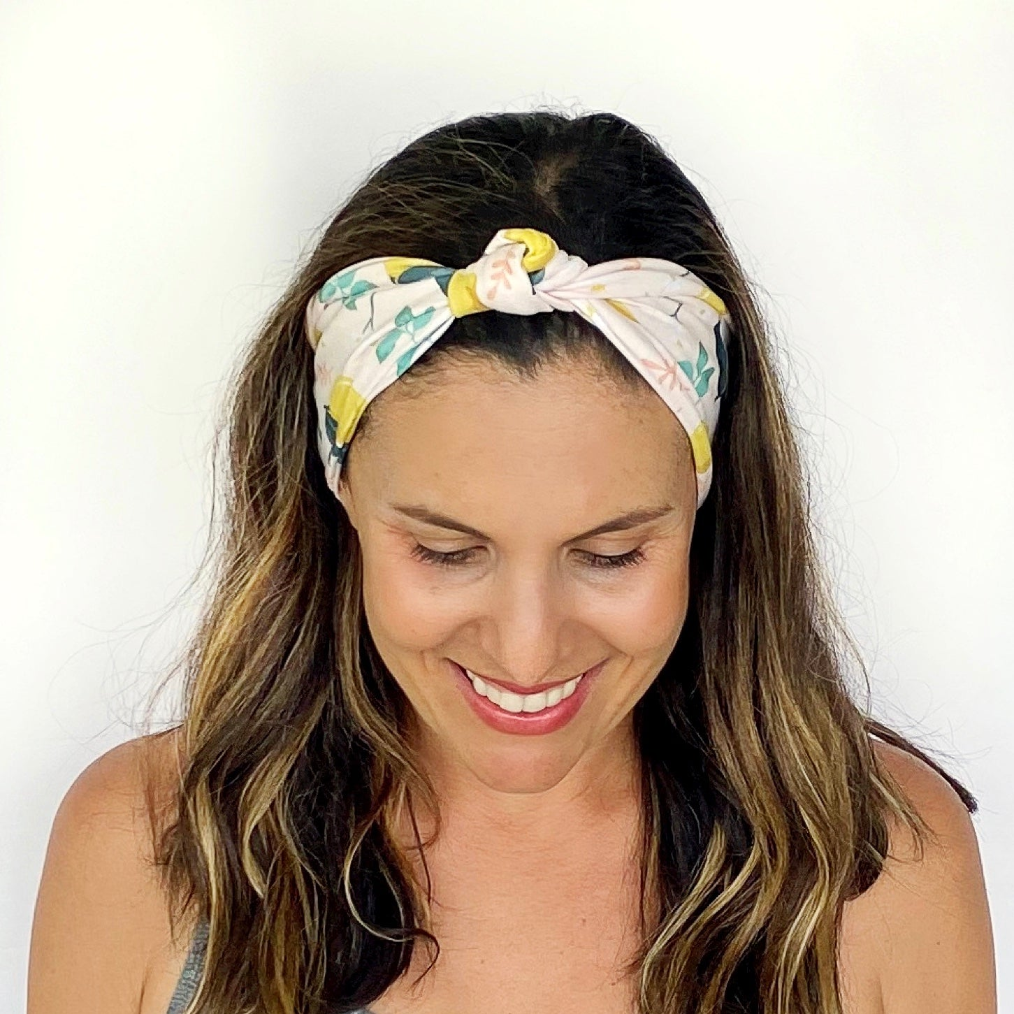 Pucker Up Knotted Headband