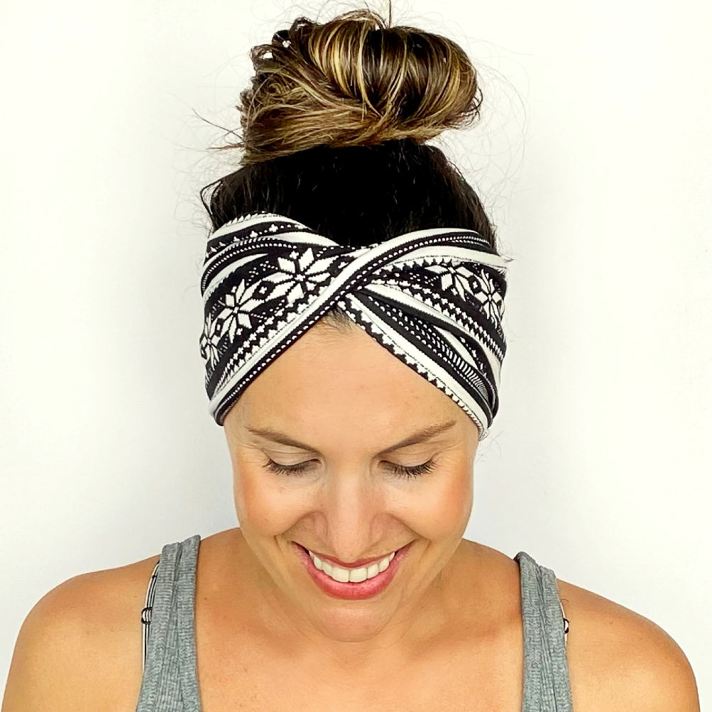 Mountain Getaway Twist Headband